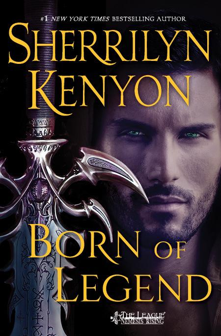 #9 Born of Legend by Sherrilyn Kenyon