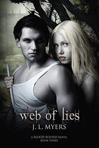 Web of Lies (Blood Bound, #3)