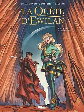 La Passe de la Goule (La Quête d'Ewilan BD, #3)