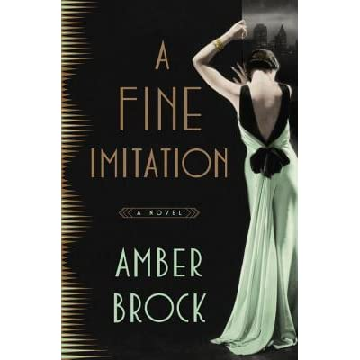 A Fine Imitation by Amber Brock — Reviews, Discussion ...