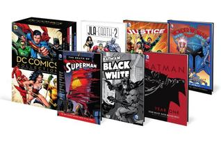 DC Comics Book & DVD Slipcase Set