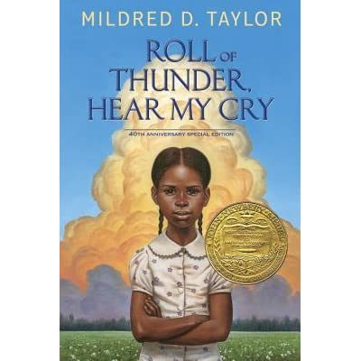 an analysis of the roll of thunder hear my cry by mildred d taylor The free roll of thunder, hear my cry notes include comprehensive information and analysis to help you understand the book these free notes consist of about 37 pages (11,009 words) and contain the following sections: nine-year-old cassie logan lives with her brothers stacey, little man, and.