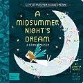 A Midsummer Night's Dream: A BabyLit® Fairies Primer