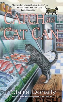 Catch as Cat Can (Sunny & Shadow Mystery #5)