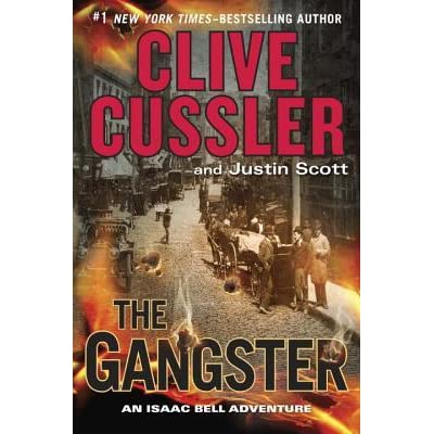 mirage clive cussler book review