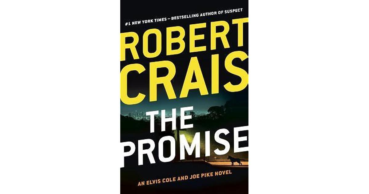The Promise Elvis Cole 16 Joe Pike 5 By Robert Crais 3 Star