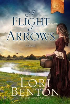A Flight of Arrows (The Pathfinders, #2)