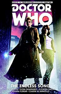 Doctor Who: The Tenth Doctor, Vol. 4: The Endless Song