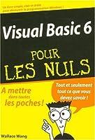 Visual basic 6 pour les nuls