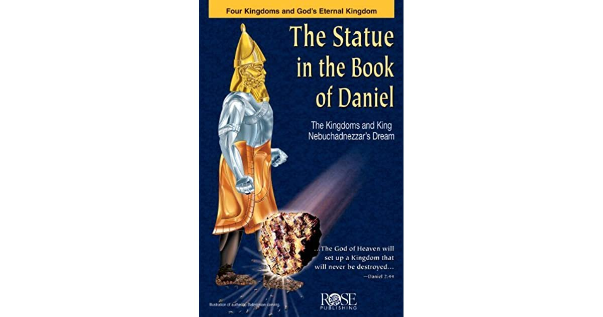 Statue in the Book of Daniel pamphlet- package of 5
