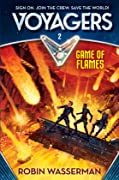 Game of Flames (Voyagers, #2)