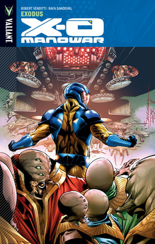 X-O Manowar, Volume 10: Exodus