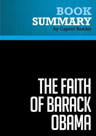 Summary of The Faith of Barack Obama - Stephen Mansfield