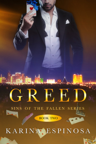 Greed (Sins of the Fallen #2)