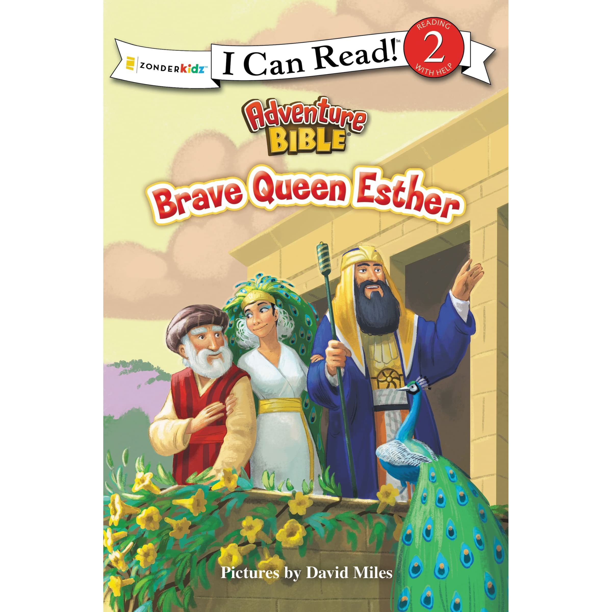 brave queen esther by david miles