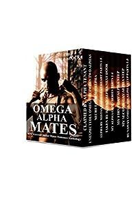 Omega: His Alpha Mates (M/M Paranormal Werewolf Shifter Mates Romance Anthology)