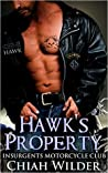 Hawk's Property (Insurgents MC #1) audiobook review