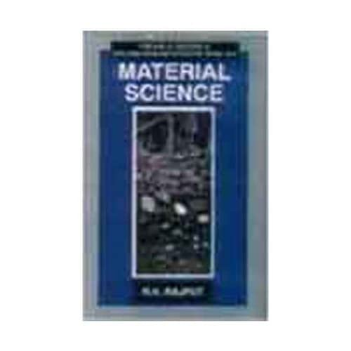 Material Science & Engineering: For A M I E  Sec  'A