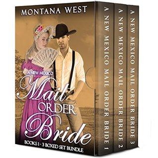 A New Mexico Mail Order Bride Boxed Set Bundle (New Mexico Mail Order Bride Serial (Christian Mail Order Bride Romance) Book 4)