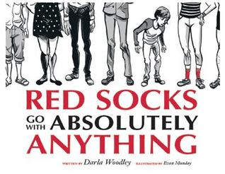 Red Socks Go with Absolutely Anything