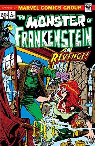 The Monster of Frankenstein #3