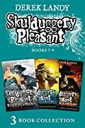 Skulduggery Pleasant: Books #7 - 9