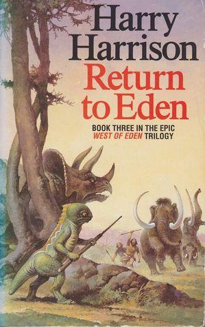 Download Return To Eden West Of Eden 3 By Harry Harrison