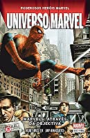 Universo Marvel - Marvels: Através da Objectiva (Poderosos Heróis Marvel, #15)