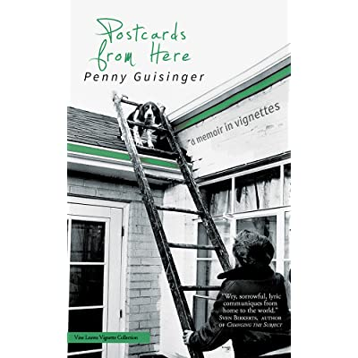 Postcards from Here by Penny Guisinger