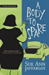 A Body to Spare by Sue Ann Jaffarian