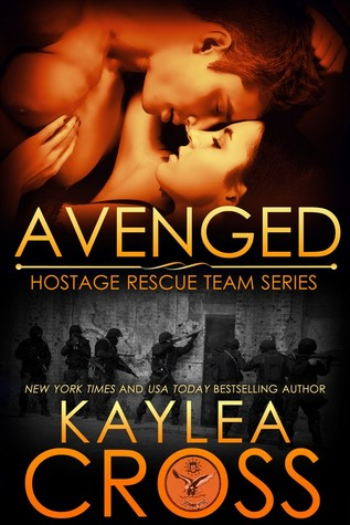 Avenged (Hostage Rescue Team #5)