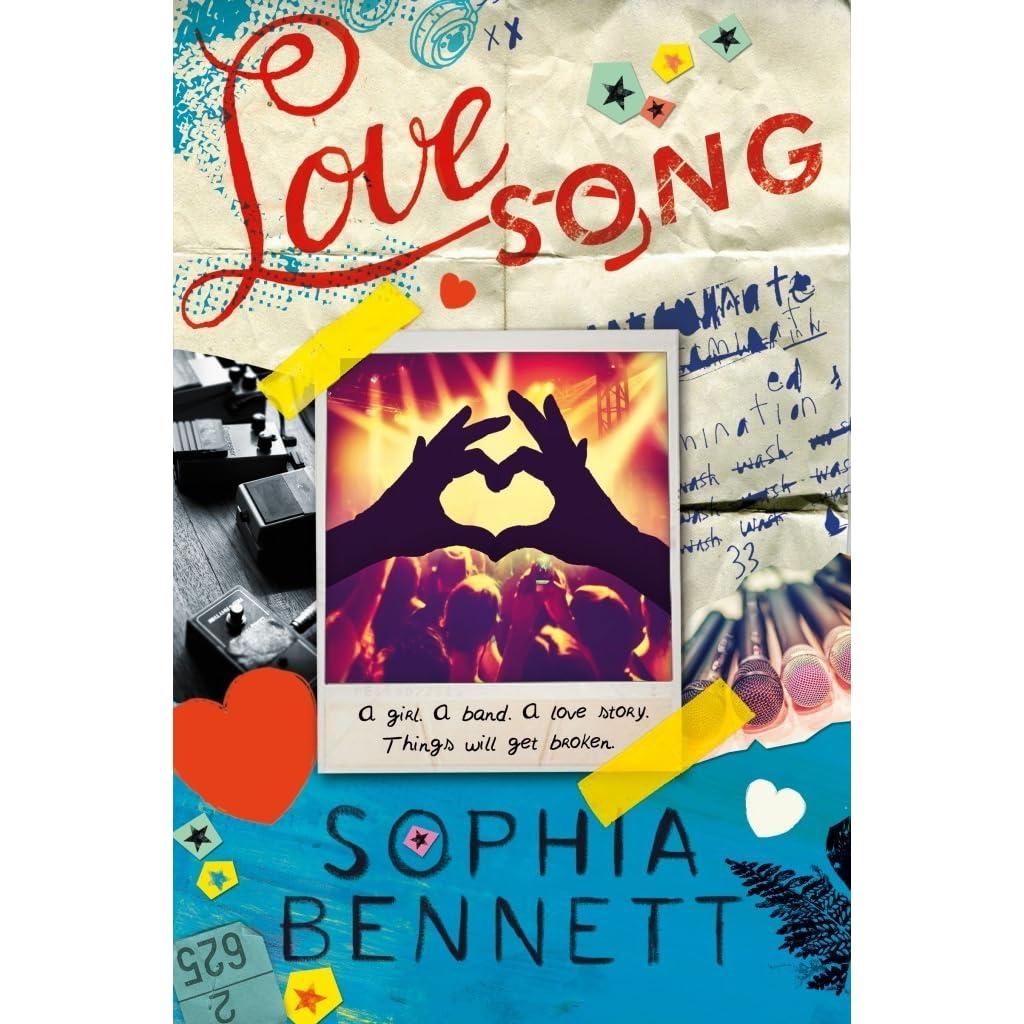 Love Song By Sophia Bennett