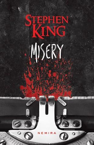 Misery, de Stephen King, Nemira, 2014