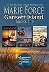 Gansett Island Boxed Set Books 7-9 (Gansett Island #7-9)