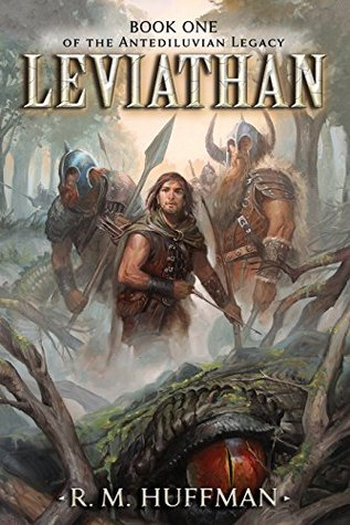 Leviathan by R.M. Huffman