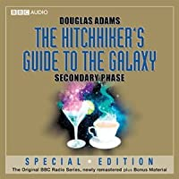 the hitchhiker 39 s guide to the galaxy the secondary phase by douglas adams. Black Bedroom Furniture Sets. Home Design Ideas