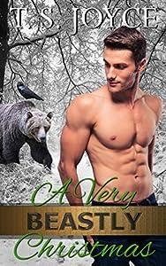 A Very Beastly Christmas (Gray Back Bears, #7)