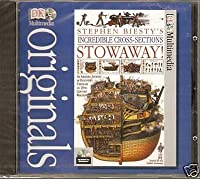 CD-ROM: Jewel Case (Std): DK Original Stowaway