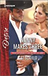 Nanny Makes Three (Texas Cattleman's Club: Lies and Lullabies #3)