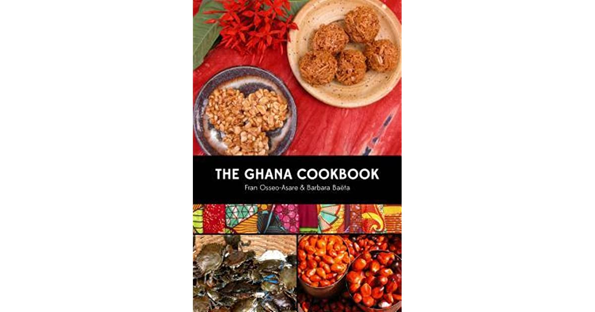 The ghana cookbook by fran osseo asare forumfinder Choice Image