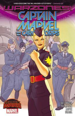 Captain Marvel and the Carol Corps by Kelly Sue DeConnick
