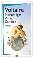 Micromégas - Zadig - Candide