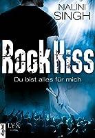 Du bist alles für mich (Rock Kiss, #1.5)