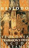 Teogonía, Trabajos y días, Escudo, Certamen audiobook review free