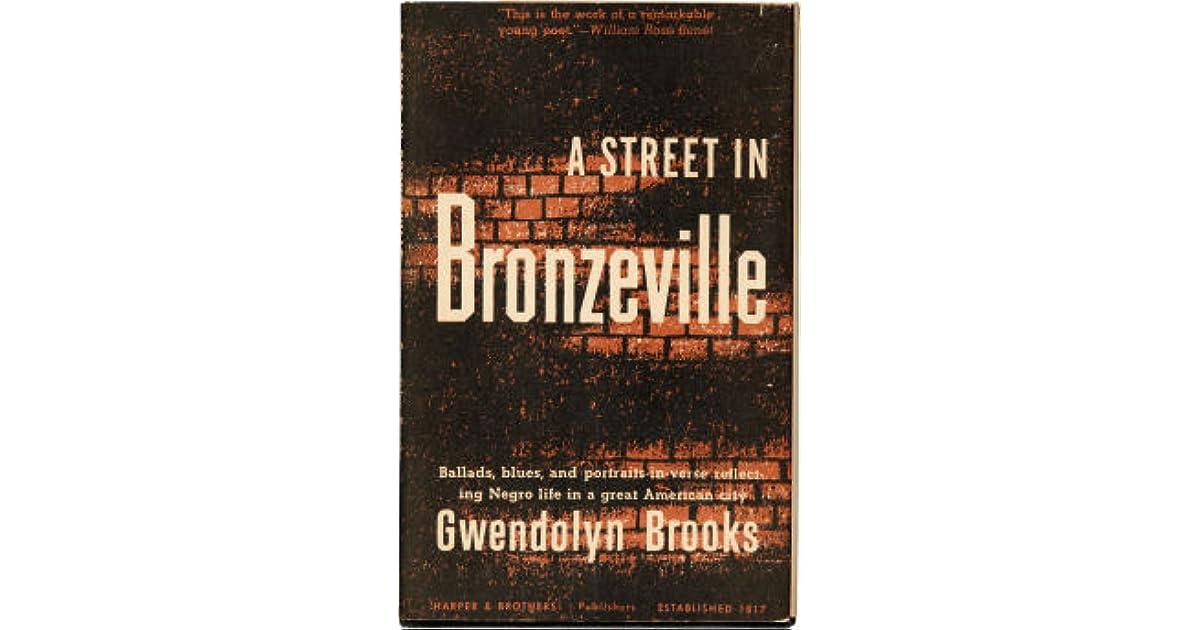 A Street in Bronzeville Summary
