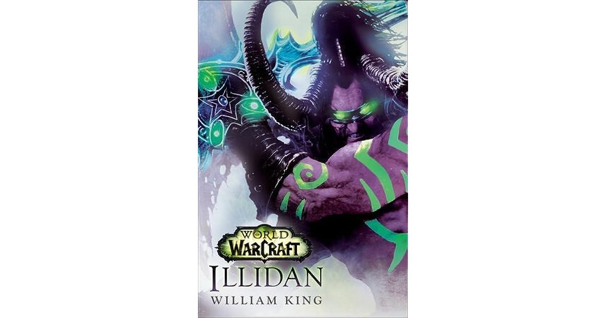 Illidan World Of Warcraft 14 By William King