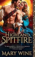 Highland Spitfire (Highland Weddings, #1)
