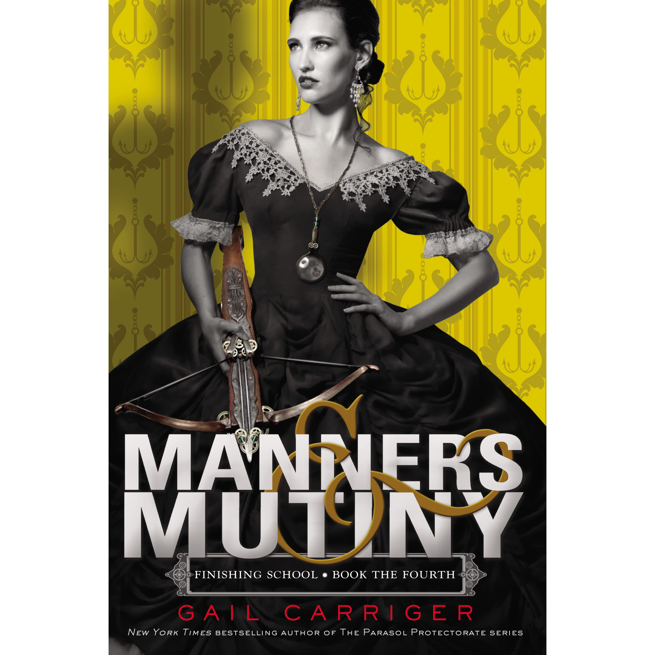 Manners & Mutiny (finishing School, #4) By Gail Carriger €� Reviews,  Discussion, Bookclubs, Lists