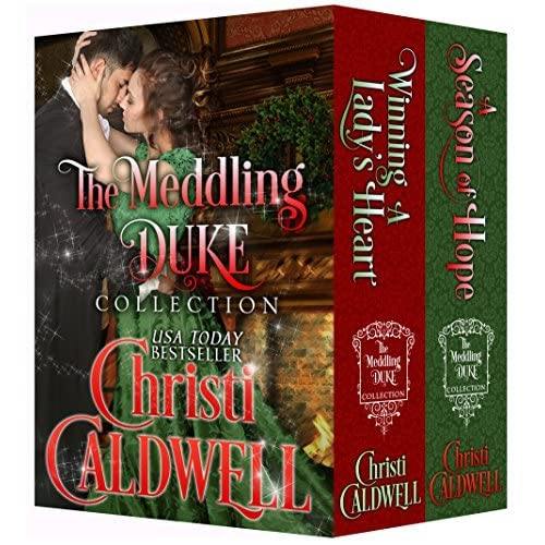 Meddling Kids Book Cover : A season of love the meddling duke collection by christi