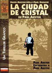 Paul Auster Encuentra A Paul Auster By David Mazzucchelli